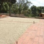 Coffee parchment from the 2009 harvest drying in the sun. Photo courtesy of our strategic partner in sourcing the most exquisite of Indian coffees, Dr. Joseph John.