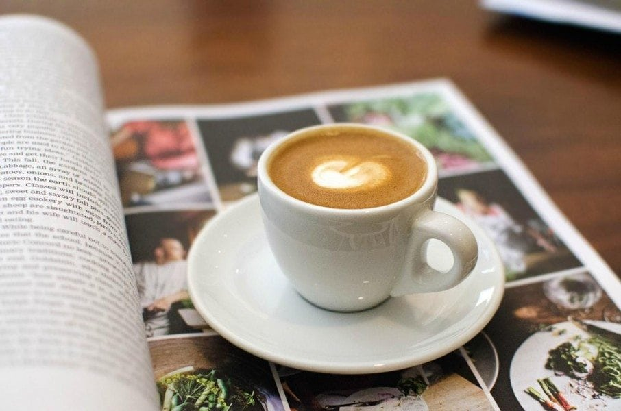 Press – Barrington Coffee Roasting Company